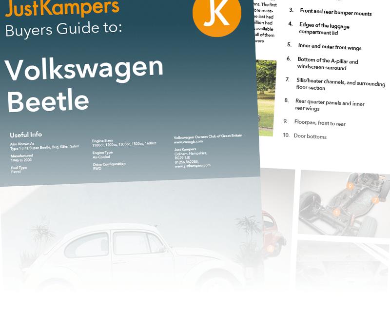 VW Beetle Buyers Guide