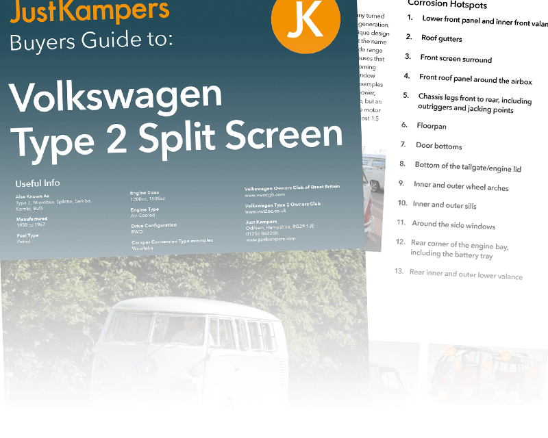 VW T2 Split Buyers Guide