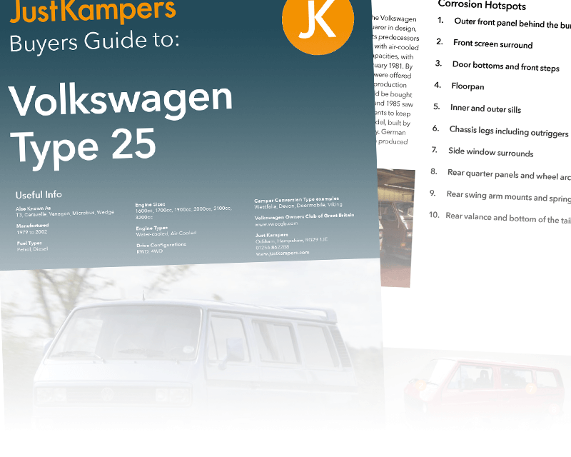 VW T25 Buyers Guide