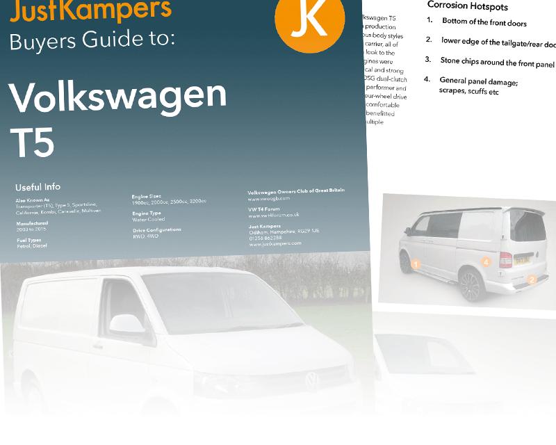 VW T5 & T6 Buyers Guide
