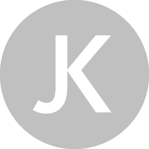 Blue Dots With Chrome Ring  1  Diameter  Pair