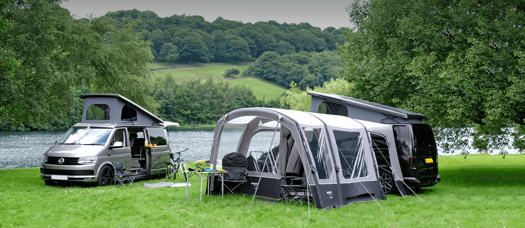 How Will You Attach Your Vango Airaway Awning Just Kampers