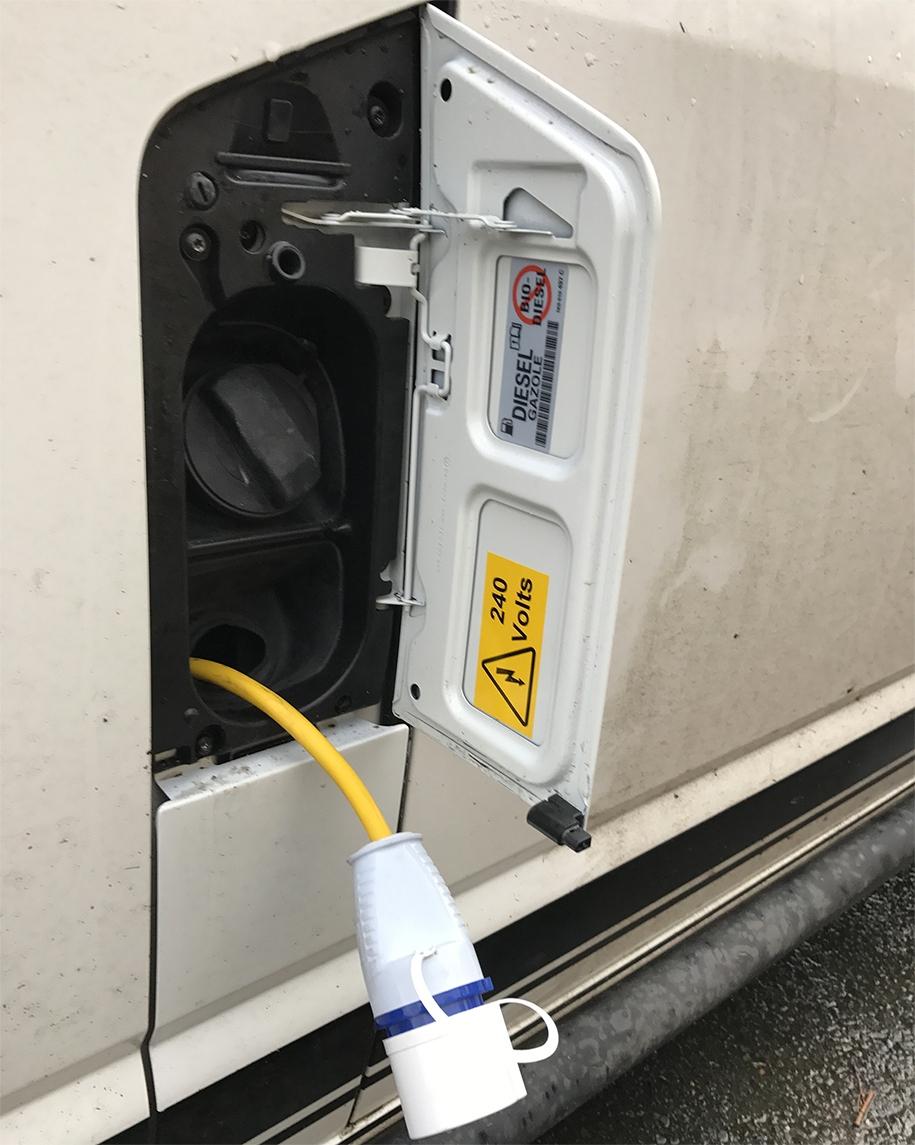 T5 Fuel Filler