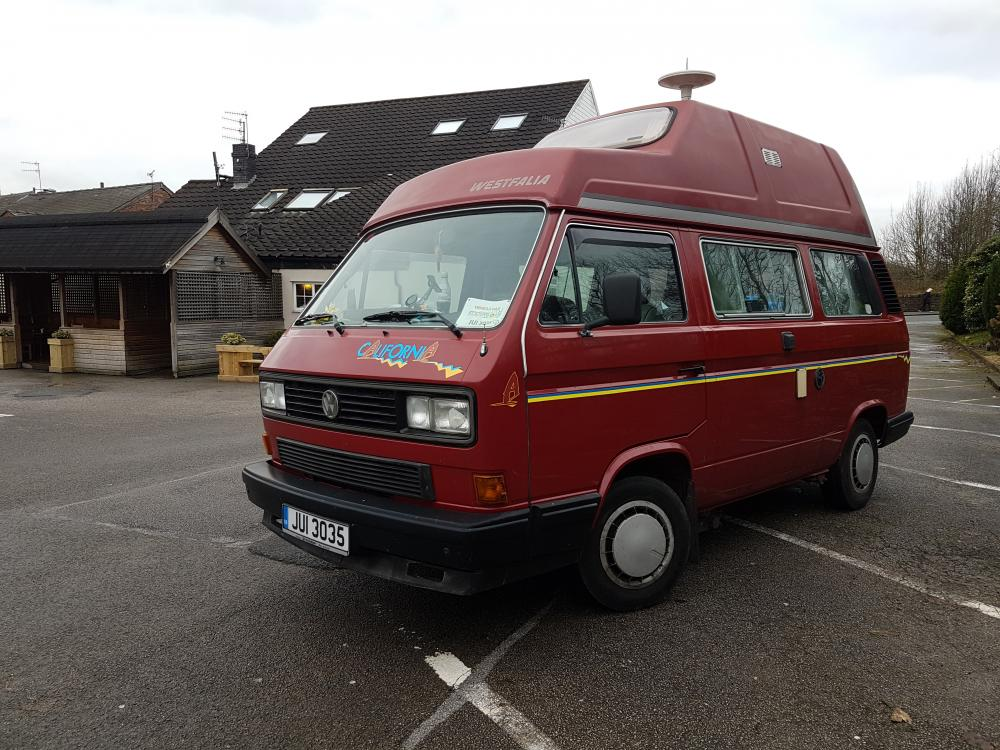 Volkswagen T25 For Sale :: Just Kampers