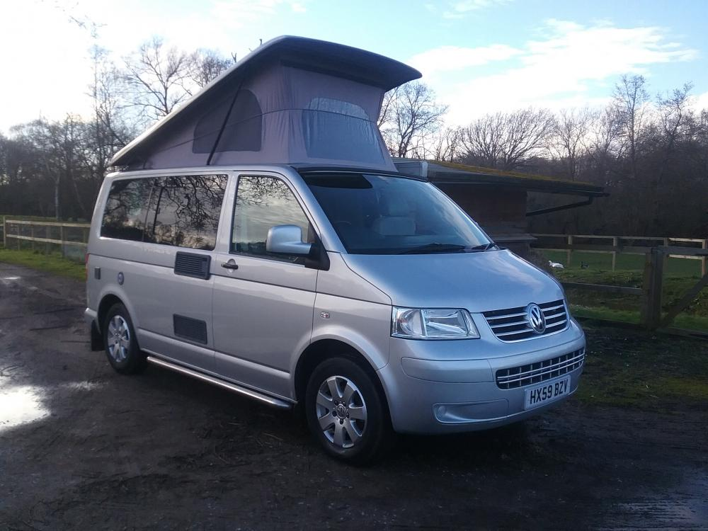 Automatic 2009 Auto-sleeper Trooper 2.5 130 bhp Only 35,000 miles