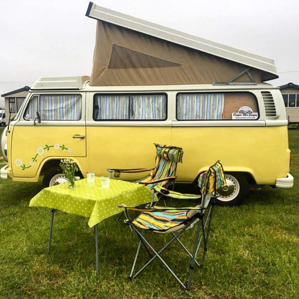 Immaculately Restored 1978 VW Bay Camper Fully Furnished and Ready to Roll, Imported from Texas (immaculate shell - no welding) and Converted to RHD