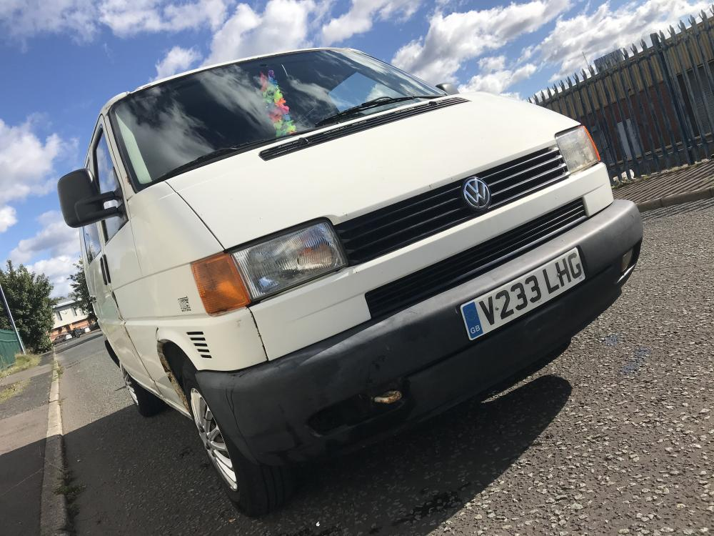 LHD VW Transporter T4 Factory Kombi 6 Seater 1 Owner