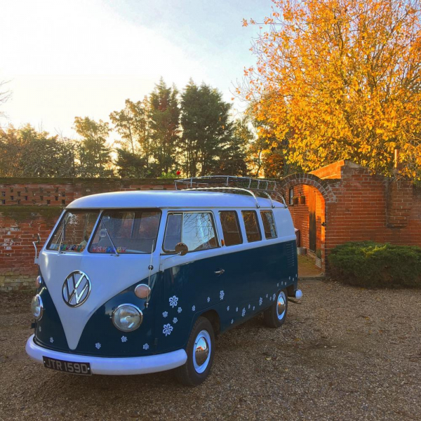 1966 VW Split Screen Camper, 2 Previous Owners, Many Extras