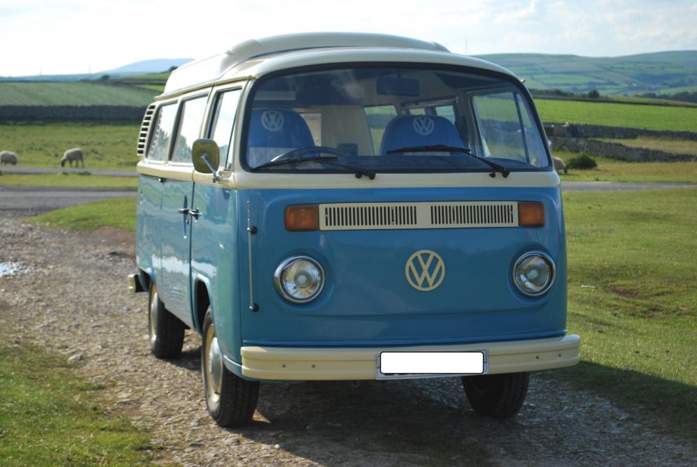 Bespoke VW T2 Bay Window Campervan in Excellent Condition
