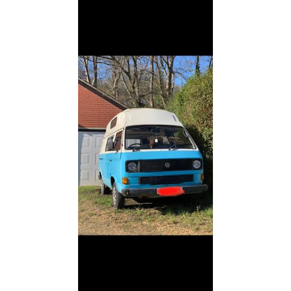 VW T25 - She runs well but needs some work