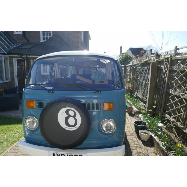 1978 T2 Campervan with 41000 Miles Only