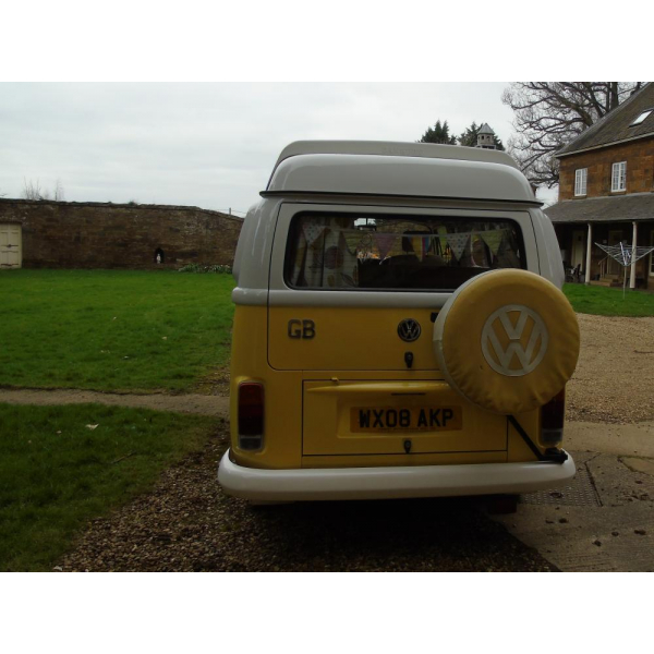 2008 VW t2 Camper Kombi Brazilian Bay window water-cooled 1.4 engine petrol  In super condition  Power Steering and low miles 24.100 milesplus several upgrades