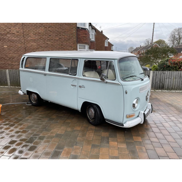 1971 T2 early bay for sale