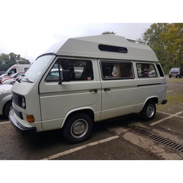 PRICE DROP VW T25 full service mot, awning, rust free and 18k miles