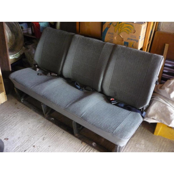 VW T25 caravelle rear bench seat.