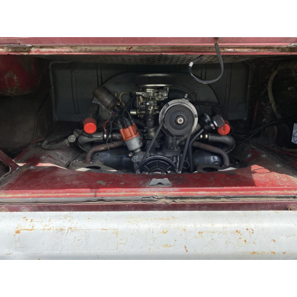 Solid, Rust free 71 Early Bay for sale