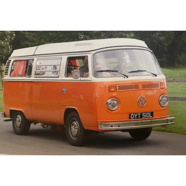 VW T2 WESTFALIA  CAMPER   1972. Sensible offers are welcome