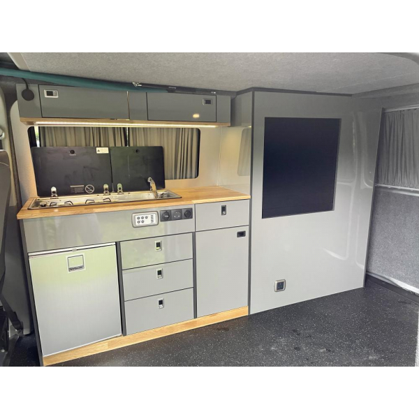 Newly converted T5 highline Campervan & Awning