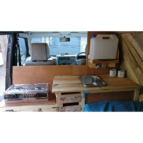 T4 800 Special Camper for sale