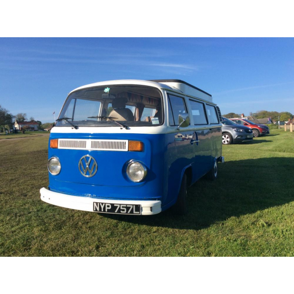 Beautiful 1972 T2 in great condition with a library of service history