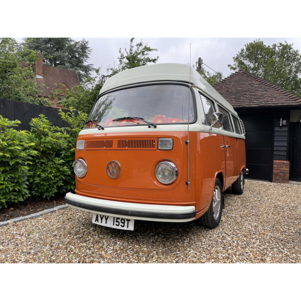 VW Type 2 Bay Window camper One of the best T2s in the country, superbly upgraded.