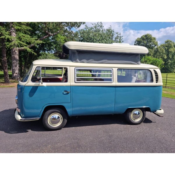 1970 VW T2 EARLY BAY- ABSOLUTELY STUNNING