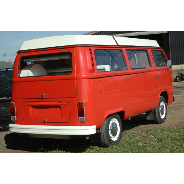 Right hand Drive Westfalia, exported to South Australia when new. repainted and trimmed on arrival in the U.K