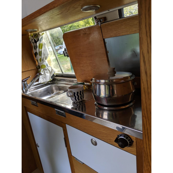 Right Hand drive - Australian Import VW Type 2 Camper with Vango Airhub Hexaway II Low and all kit