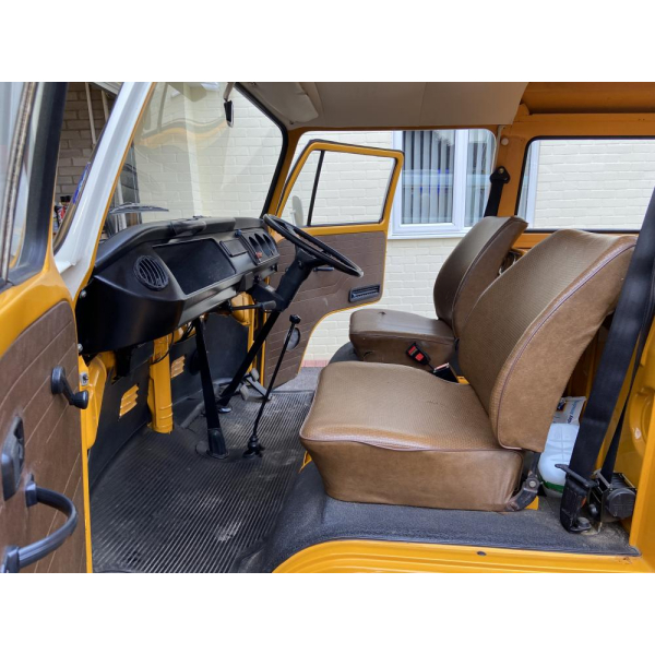 Immaculate Restored 1979 T2 Bay Window Microbus