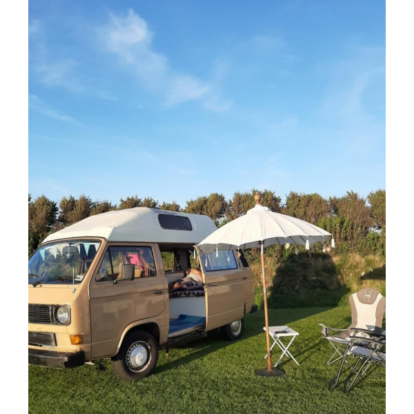 Our lovely VW T25 (the mighty Vera-Wagon) is for sale