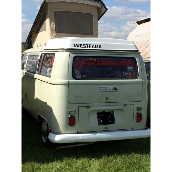 LHD 1969(68 build) Early Bay Westy, California import.