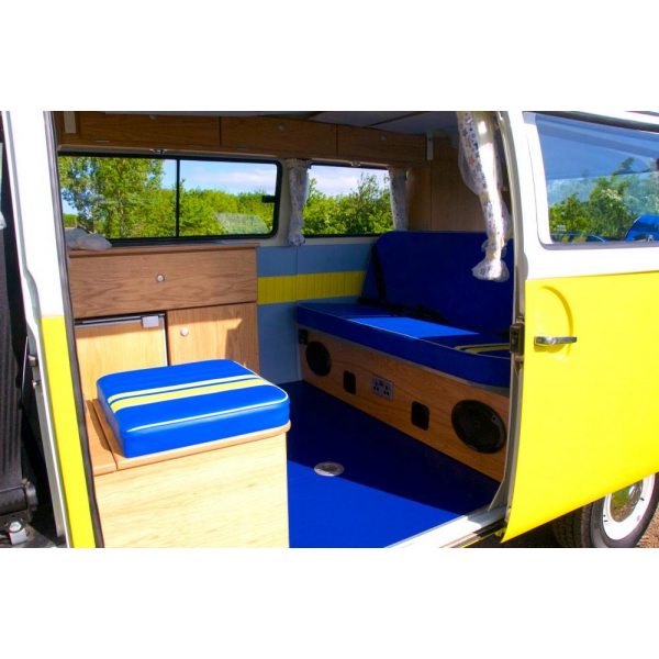 RHD Australian Imported van. rust free. full rebuild and 6 months warranty. central heating, leisure system, type 4 1800cc engine. twin Dellorto carbs. built and sold by marque specialists with 16 years trading