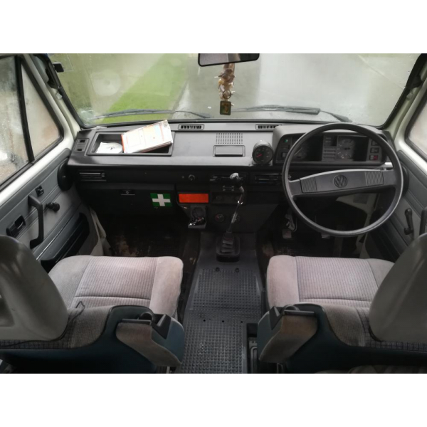 Vw T3/T25 Syncro Hi-top Camper *now sold*