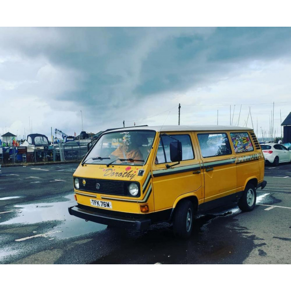 1981 2.0 Air Cooled T25