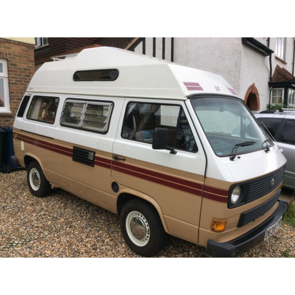 Autosleeper T25 Trident 1.9l petrol for sale