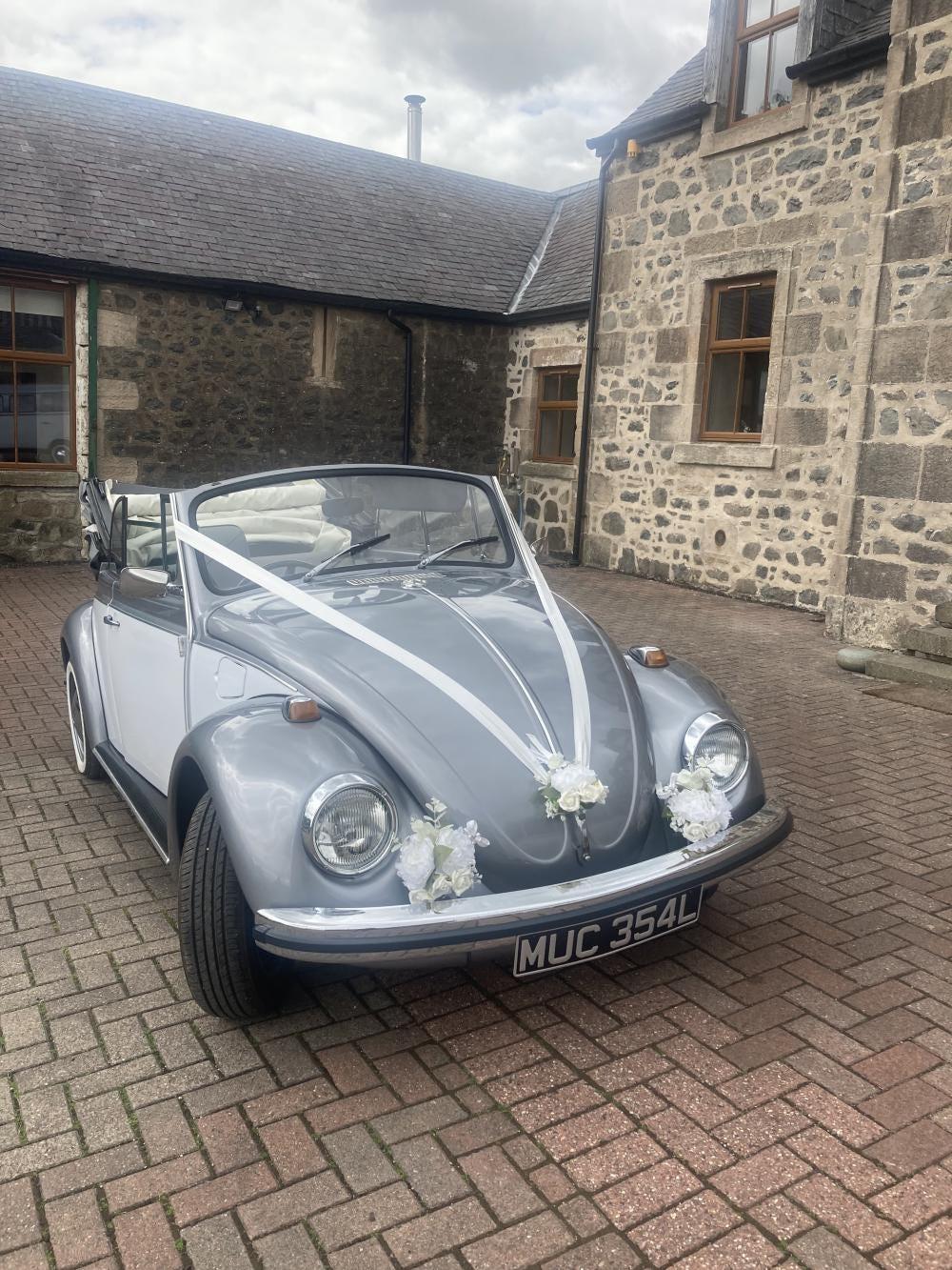 Beetle Karmann Cabriolet