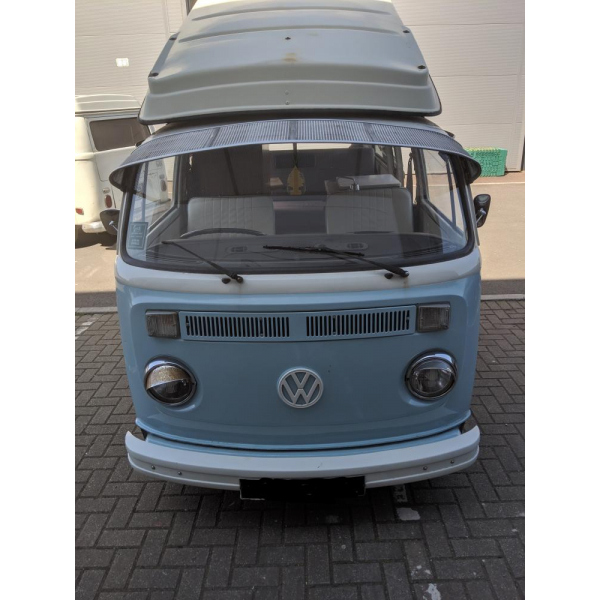 1973 VW T2 Westfalia Camper - Bay - with Popular Pinto Conversion