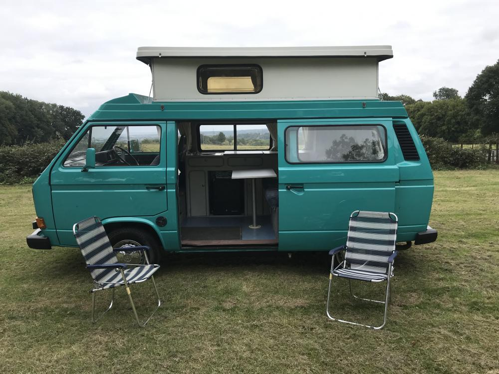 Vw  T 25. Holdsworth Coversion