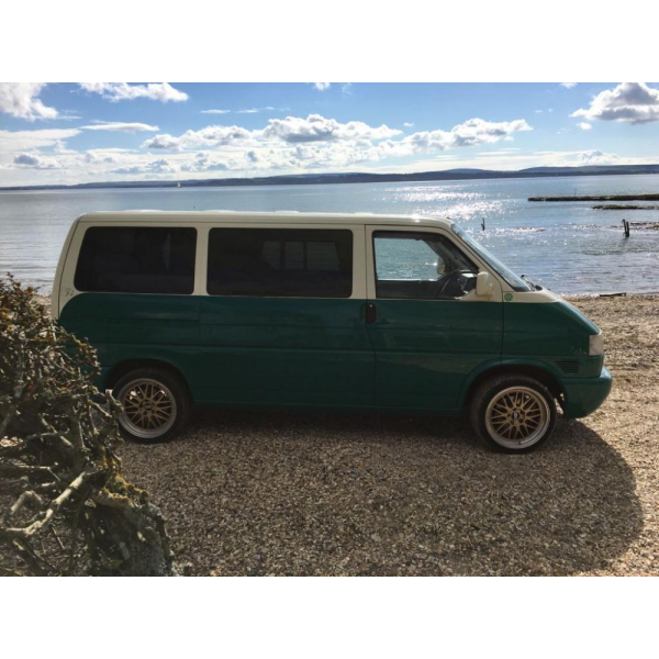 One of a kind VW T4 Camper / Day Van 'SOX'
