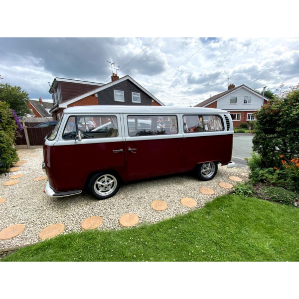 VW T2 1969 RHD Early Bay Tintop for sale