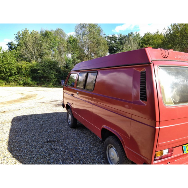 VW T25 1.9TD Carthago Conversion - Ready to go, great to drive camper with extras