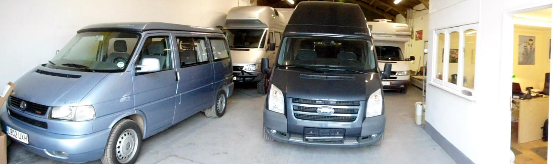 Campervan Coachworks
