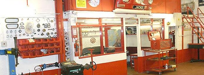 Jacks Garage Ltd