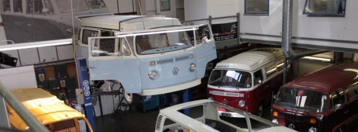 VW Kampers