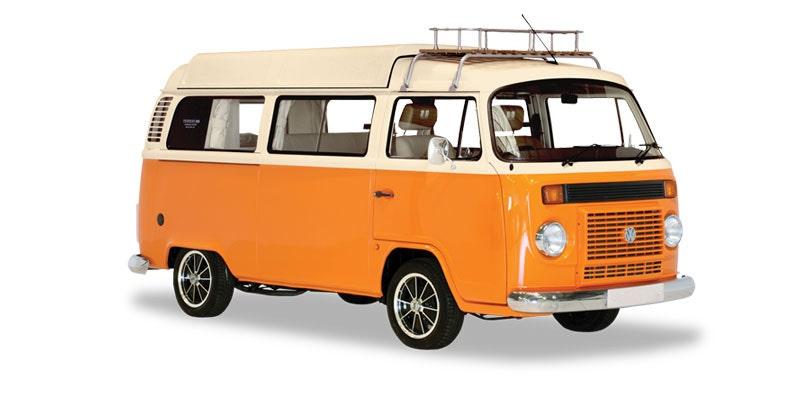 VW T2c Brazilian Bay Window - Model History :: Just Kampers