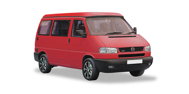 VW T4 - Model History :: Just Kampers