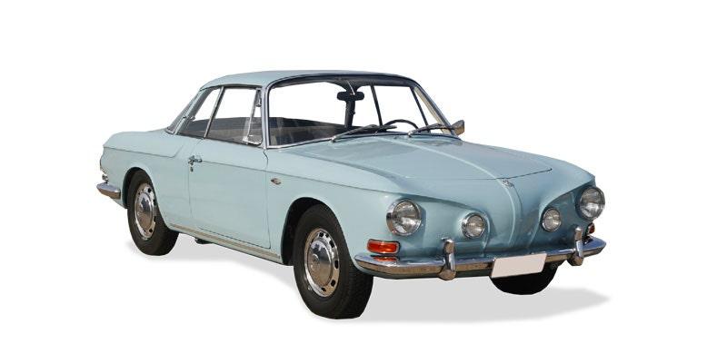 VW Type 34 Ghia - Model History :: Just Kampers