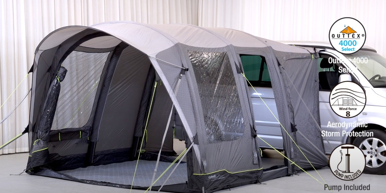 Outwell Newburg 240 Inflatable Drive Away Awning