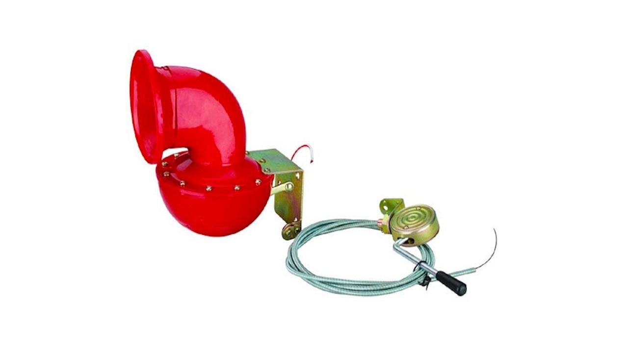 J39486 - Bull Horn