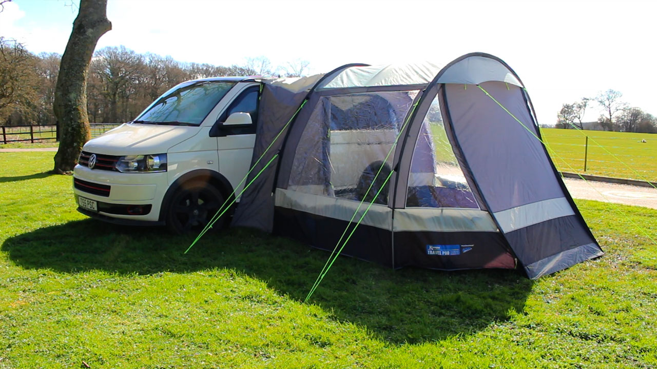 Kampa Travel Pod Mini Driveaway Awning How To Videos